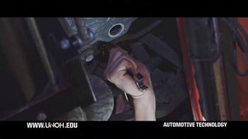 University of Northwestern Ohio TV Spot, 'Automotive Technology Degree'