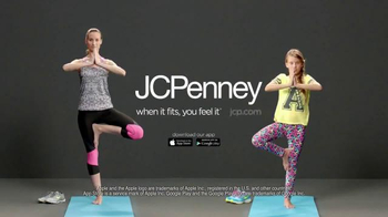 JCPenney Columbus Day Huge Sale & Clearance TV Spot, 'Active Brands'