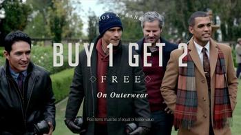 JoS. A. Bank TV Spot, 'Warm Up to Big Savings'