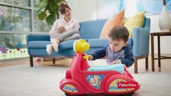 Laugh & Learn Smart Stages Scooter TV Spot, 'Move, Play and Explore'
