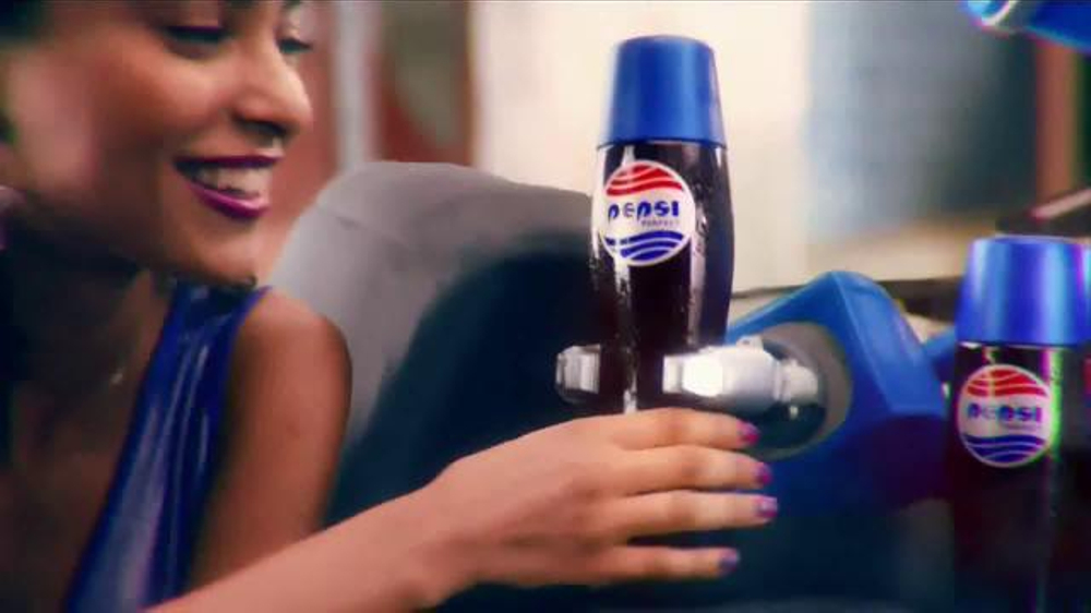 Pepsi perfect tv spot back to the future part ii the future is now