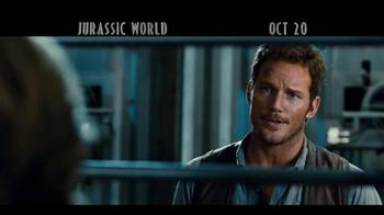 Jurassic World Blu-ray and Digital HD TV Spot