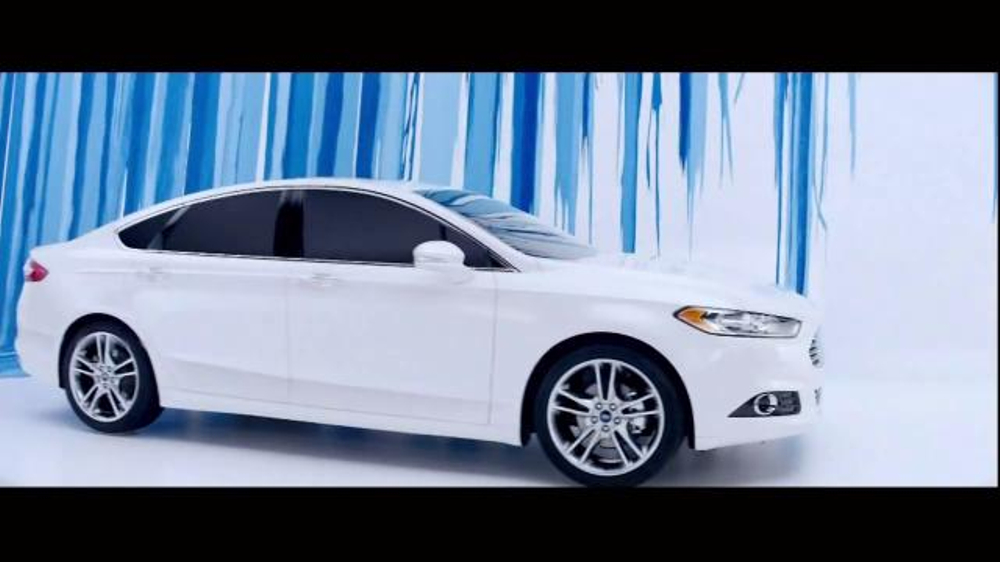 actress in ford fusion commercial autos post. Cars Review. Best American Auto & Cars Review