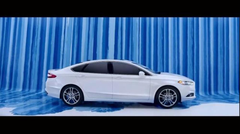 Ford Fusion Commercial Actress Autos Weblog