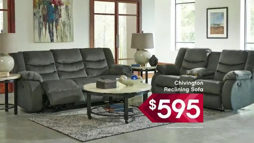 Ashley Furniture Homestore Columbus Day Sale Tv Commercial 39 Luxurious Bedrooms 39