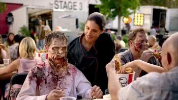 KFC $20 Family Fill Up TV Spot, 'AMC: Fear the Walking Dead'
