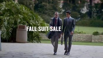 Men's Wearhouse Fall Suit Sale TV Spot, 'Layer Up'