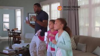 Metamucil TV Spot, 'Dos razones' con Michael Strahan [Spanish]