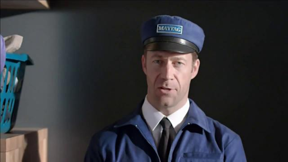 Maytag Washers & Dryers TV Spot, 'Tough Loads' Featuring Colin Ferguson - Screenshot 2