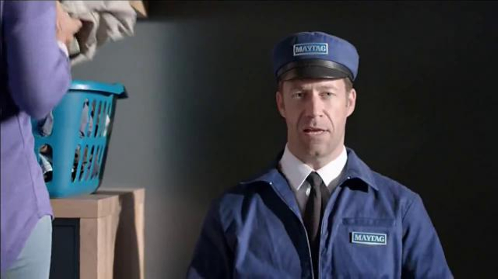 Maytag Washers & Dryers TV Spot, 'Tough Loads' Featuring Colin Ferguson - Screenshot 3