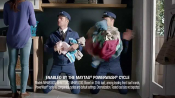 Maytag Washers & Dryers TV Spot, 'Tough Loads' Featuring Colin Ferguson - Thumbnail 5