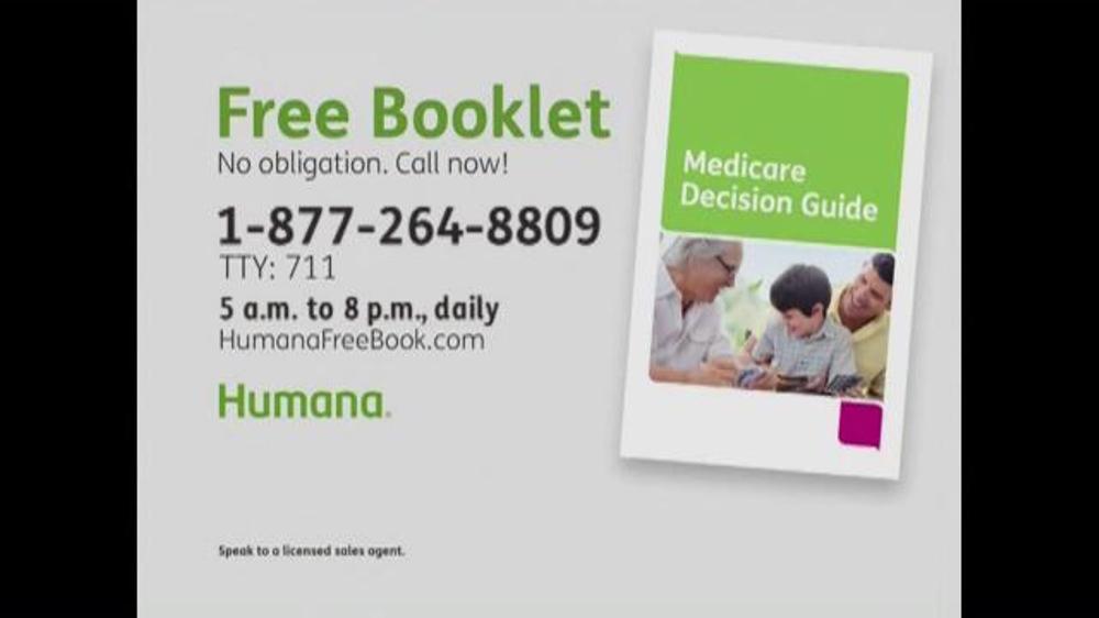 Humana Medicare Advantage Prescription Drug Plan Tv
