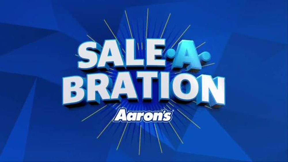 Aaron S 60th Anniversary Sale A Bration Tv Commercial Lease It Now Ispot Tv