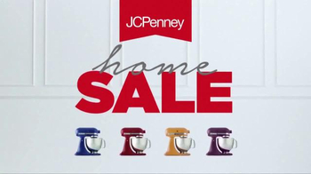 JCPenney Home Sale TV Spot, 'Bedding, Towels and More'