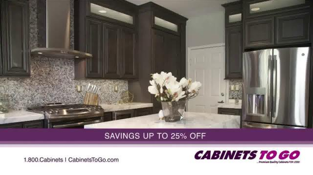 Cabinets to go tv commercial holidays in the kitchen ispot tv