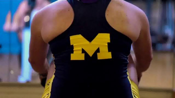 University of Michigan TV Spot, 'Athletics: Be a Part of the Team'