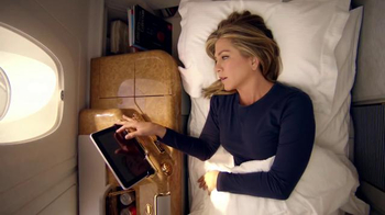 Emirates: Nightmare: Jennifer Aniston