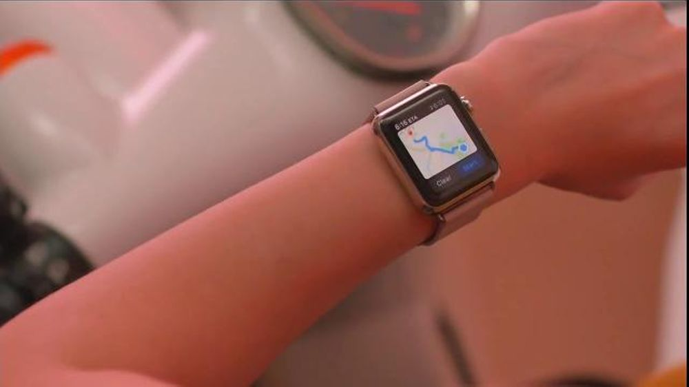 Apple watch tv commercial ride song by la femme ispot tv