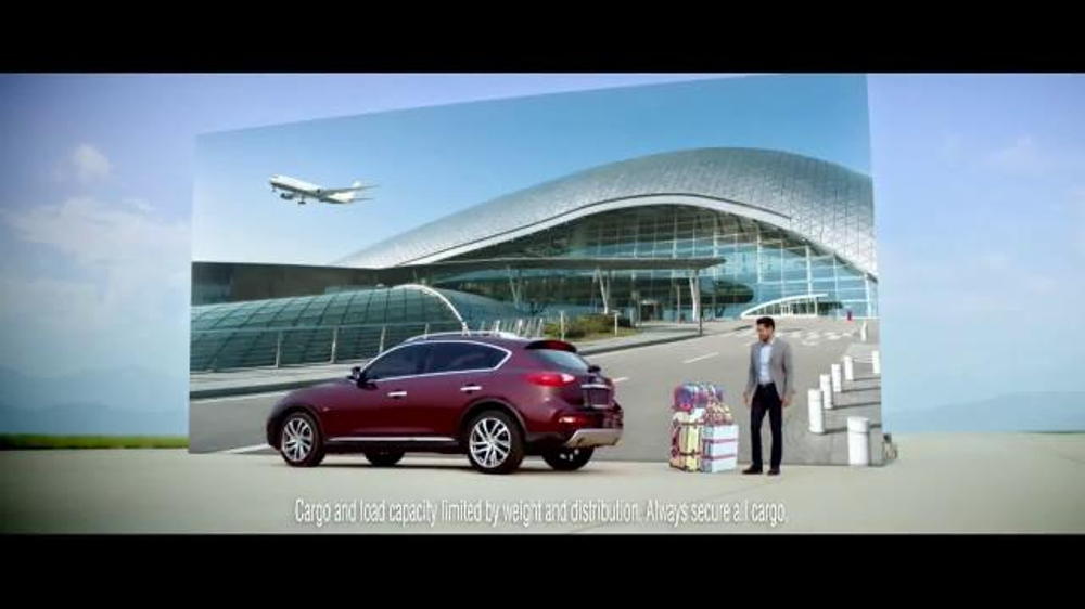 2016 Infiniti QX50 TV Commercial, 'A Real Introduction ...