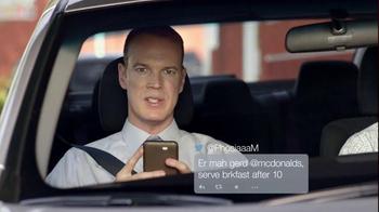 McDonald's TV Spot, 'We Hear You'