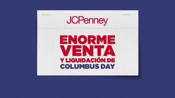JCPenney Enorme Venta de Columbus Day TV Spot, 'Liquidación' [Spanish]
