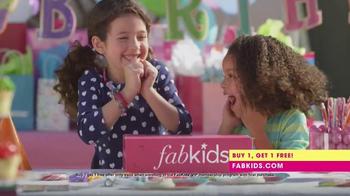 FabKids.com TV Spot, 'Make Clothes Fun'