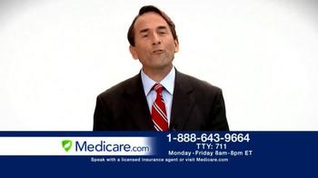 Medicare.com TV Spot, 'Helpful New Benefits'