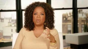 Weight Watchers TV Spot, 'Smart Points' Featuring Oprah Winfrey
