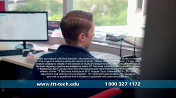 ITT Technical Institute TV Spot, 'The Experience'