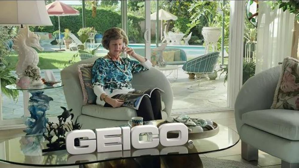 Who Is The Mom On The Geico Commercial Your Father Wont