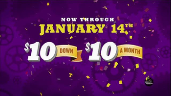 Planet Fitness TV Spot, 'Judgement Free'