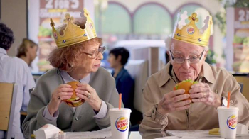 Burger King: Getting Old