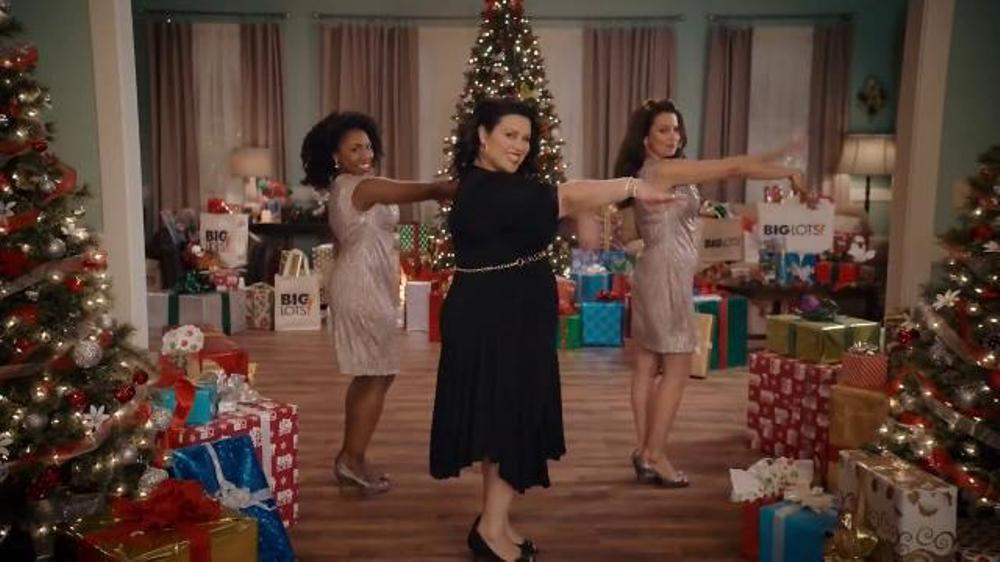 Big Lots Tv Spot Christmas Show Biz Trio Ispot Tv