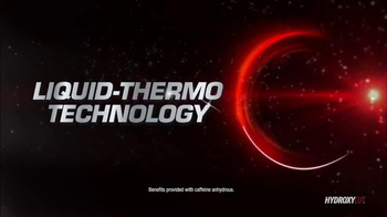 Hydroxy Cut Black TV Spot, 'Experience the Weight Loss Intensity'
