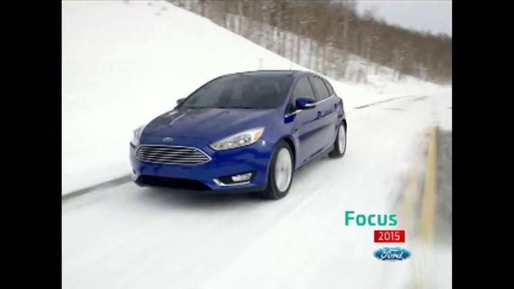 Actress In 2015 Ford Focus Commercial Autos Post