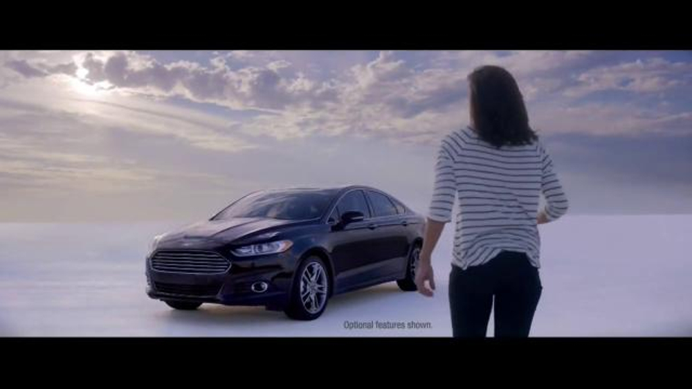 Black Woman In Ford Commercials