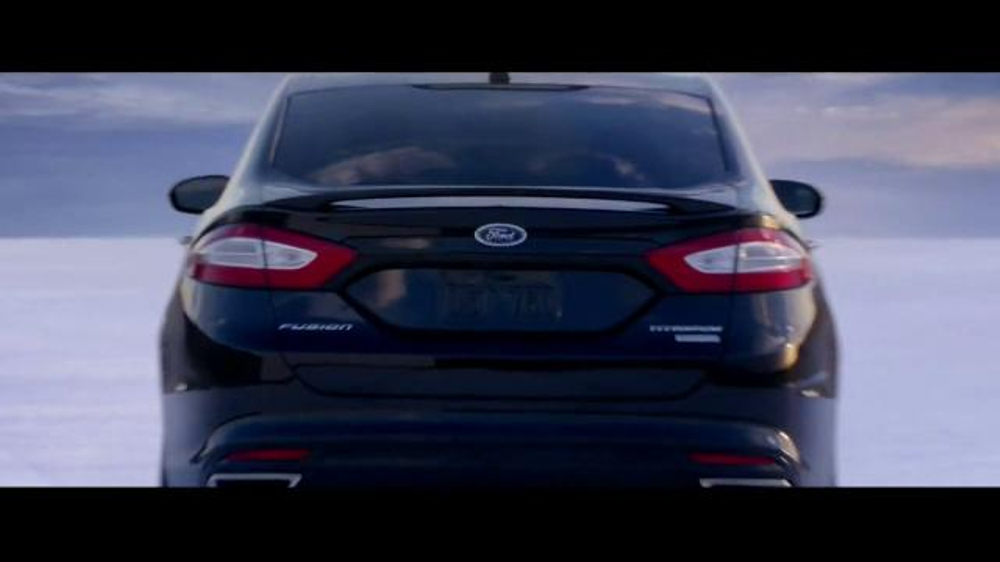 Woman In Infiniti Commercial >> Ford Fusion TV Spot, 'Delivers Joy. By Design.' Song by The Sea and Cake - iSpot.tv
