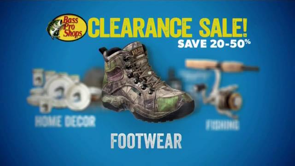 Bass pro shops after christmas clearance sale tv spot for Christmas sale items