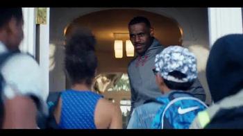 Nike Basketball TV Spot, 'Favorite Player' Featuring LeBron James