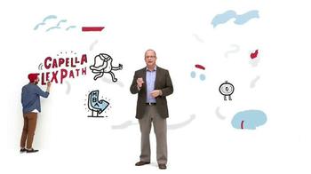 Capella University FlexPath TV Spot, 'An MBA Program Tailored to You'