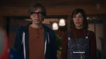 Old Navy: Carolers: Carrie Brownstein, Fred Armisen