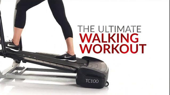 Bowflex TreadClimber TV Spot, 'Just Walk'