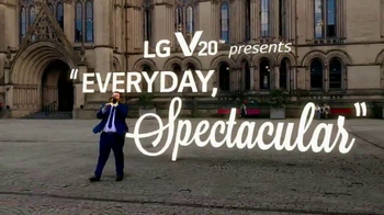 LG Mobile: Everyday, Spectacular