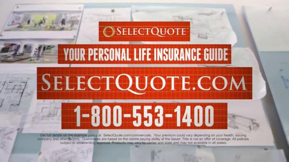 Select Quote Life Insurance Rates: Select Quote TV Spot, 'Do You Have Enough Coverage