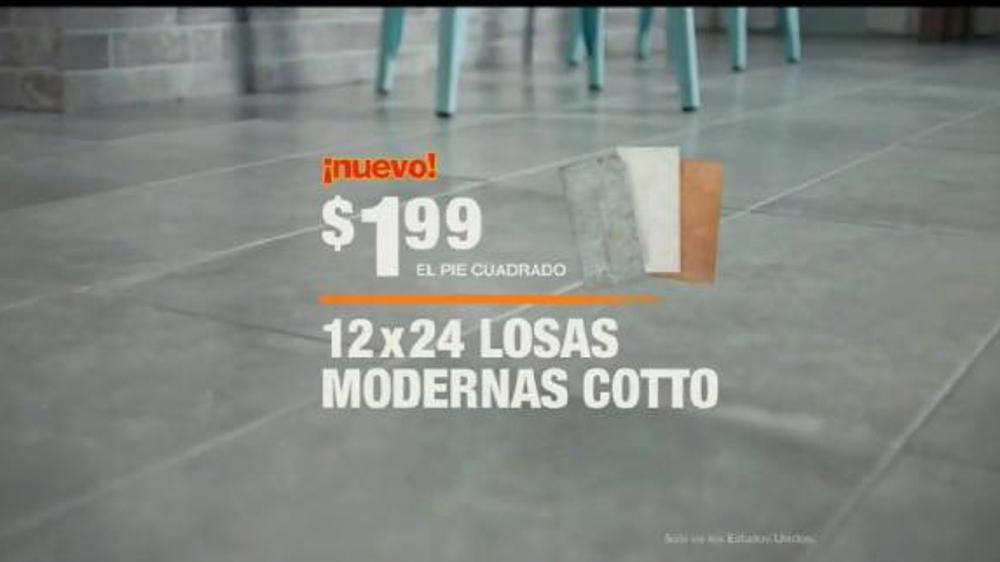 The home depot tv spot 39 la nueva generaci n de losas - Losas de cocina ...