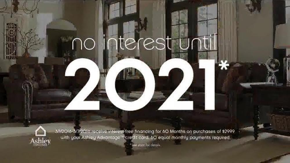 Ashley Furniture Homestore Anniversary Sale Tv Spot 39 Hundreds Of Items 39