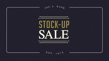 JoS. A. Bank: Stock-Up Sale: Suits, Polos and More