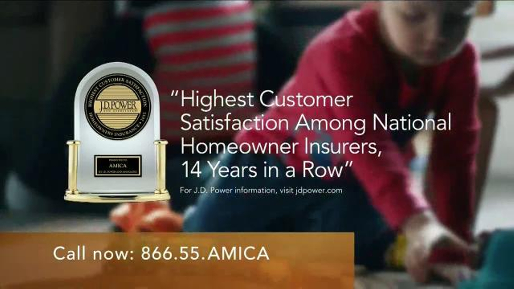amica mutual insurance company tv spot 39 part of the family 39. Black Bedroom Furniture Sets. Home Design Ideas