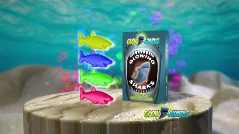Glow Sharks Tv Spot 39 Bath Time And Pool Time 39
