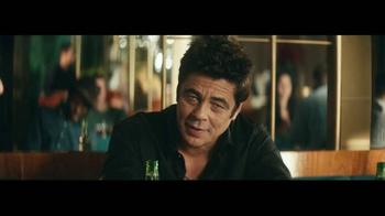 Heineken: Famous: Benicio del Toro